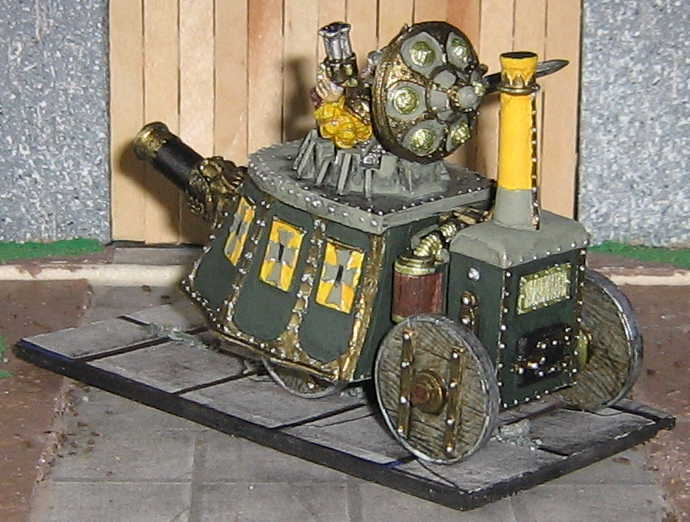 Company of the Yellow Boot Steam Tank2.JPG