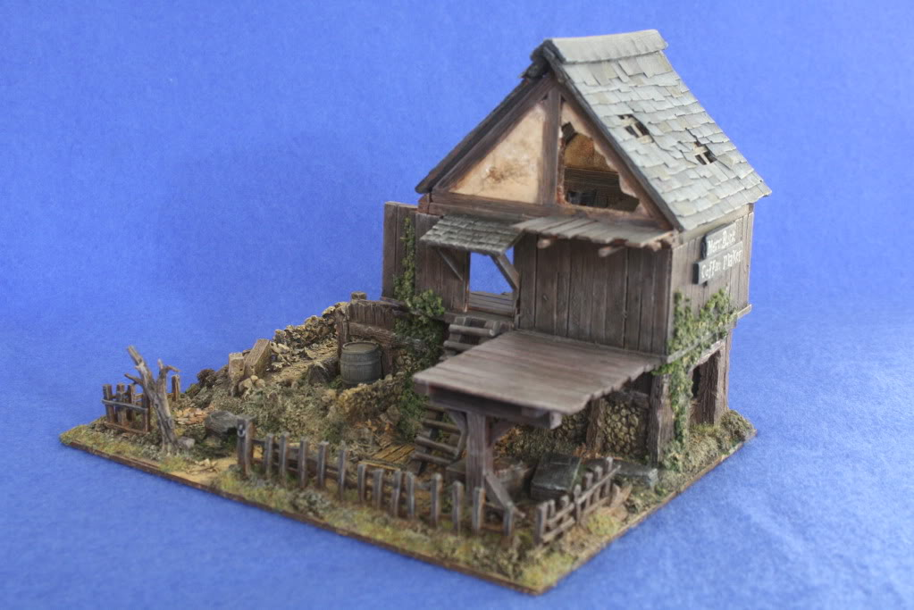 Oldhammer Forum View Topic Mordheim Scenery Witch